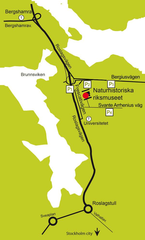 Karta Parkeringstaxa Stockholm.Parking Naturhistoriska Riksmuseet