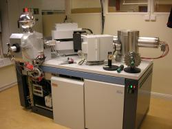 Triton thermal ionization mass spectrometer