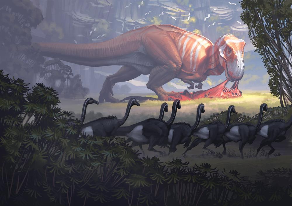 Dinosaurier Naturhistoriska Riksmuseet